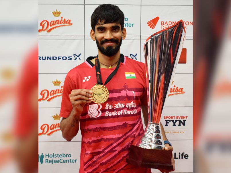 Denmark Open: Kidambi Srikanth Outclasses Lee Hyun Il To Win His Third Superseries Premier Title