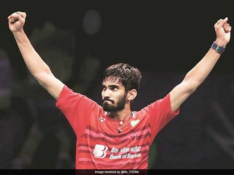 Kidambi Srikanth Says Days of Lin Dan, Lee Chong Wei Are Over