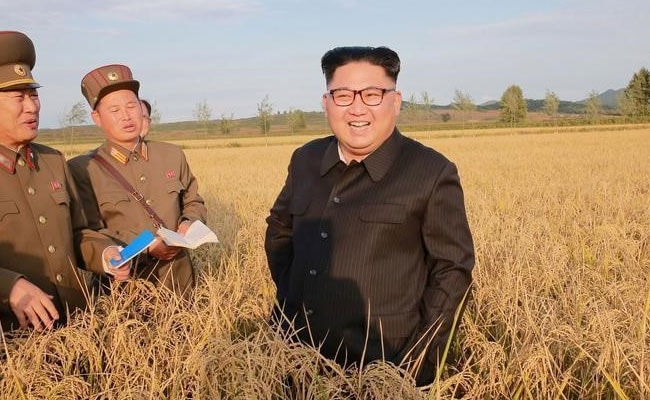 Kim Jong-Un Promotes Sister, 28, To Centre Of Power