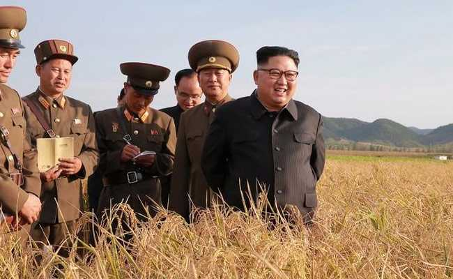 North Korea Preparing Long-Range Missile Test, Says Report