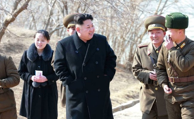 North Korea's Leader Kim Jong Un Boosts His Family's Power By Promoting His Younger Sister