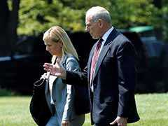 Donald Trump Nominates White House Aide To Lead Homeland Security