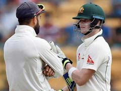 'Rubbish', Steve Smith's Take On Virat Kohli's DRS Claims In Bengaluru Test