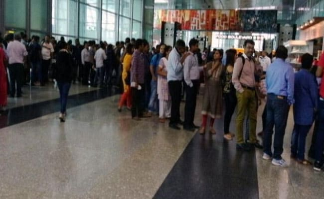 Inclement Kolkata weather results in flight cancellation in Dimapur