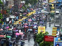 Jams In Kolkata After Night-Long Rain, Flights And Trains Affected
