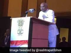 President Ram Nath Kovind Praises Indian Community In Ethiopia