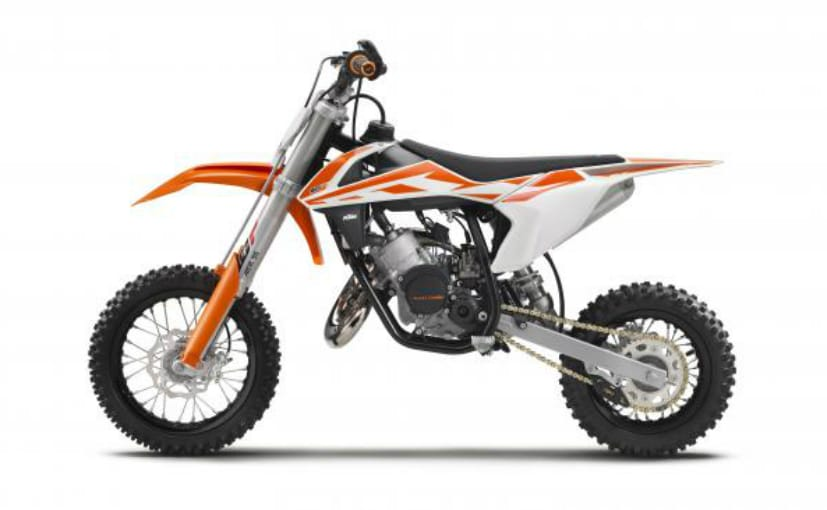 Ktm Freeride E Sm >> KTM Announce Electric Motocross Bike E-Mini - NDTV CarAndBike