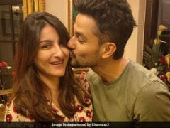To Soha Ali Khan, Birthday Girl And New Mom, This Sweet Wish From Husband Kunal Kemmu