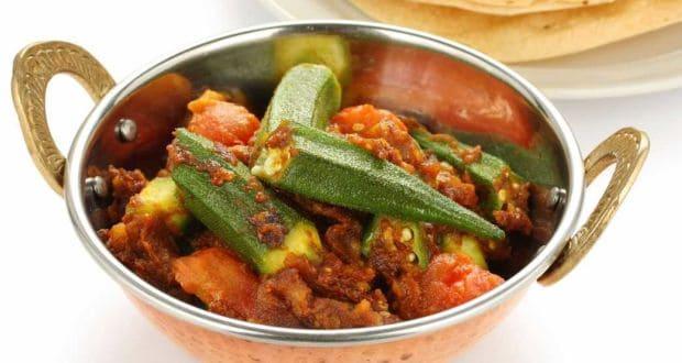 try this new style of bhindi do pyaza | okra recipe
