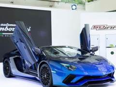 Lamborghini Aventador S Roadster 50th Anniversary Japan Edition Unveiled