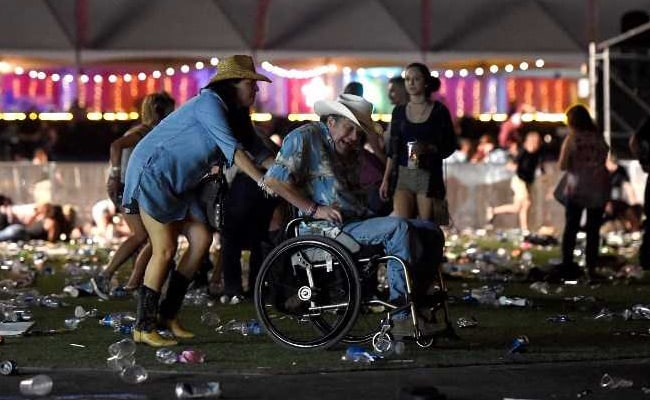 las vegas shooting afp