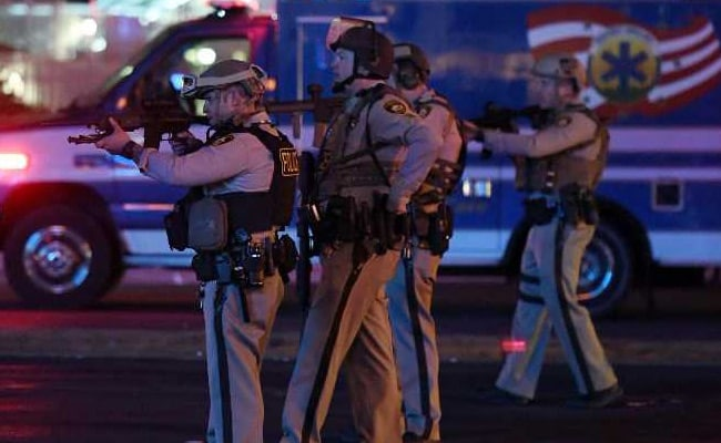 Hotel Says 4 Officers Were On 32nd Floor As Las Vegas Shooter Fired. Should They Have acted?