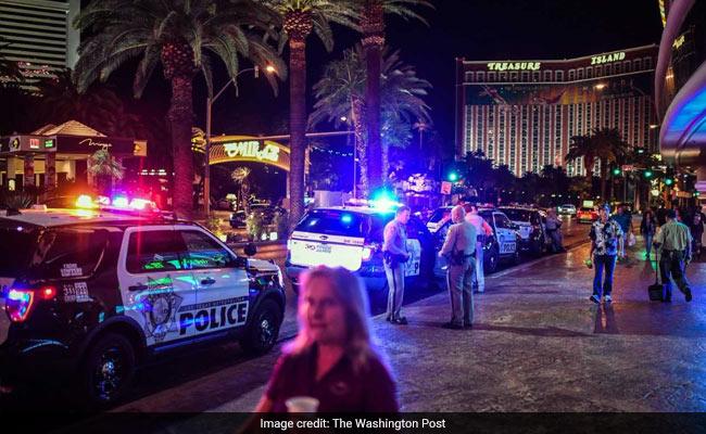 लास वेगास में हुई गोलीबारी की घटना पर बोले डोनाल्ड ट्रंप- देश शोकग्रस्त है