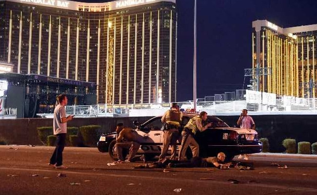 Las Vegas Shooter Killed Himself Before Police Entered: Sheriff