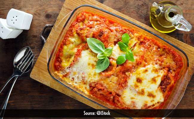 Lasagna Recipe Ndtv Food
