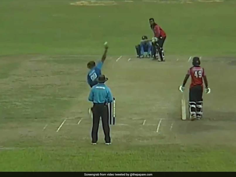 Watch: Sri Lanka Pacer Lasith Malinga Turns Off-Spinner, Claims Three Wickets