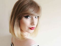 This Taylor Swift Doppelganger Will Make You Do A Double Take