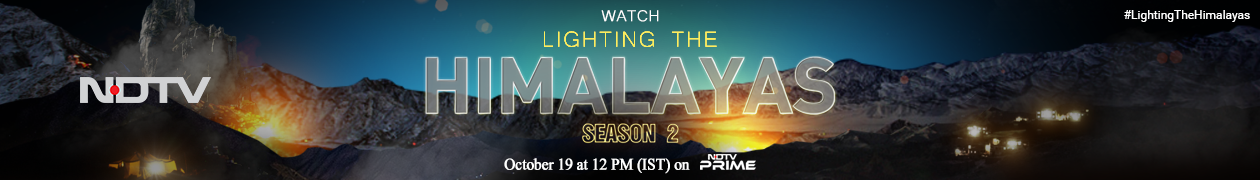 Lighting The Himalayas - Season 2