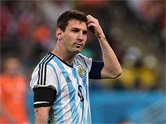 Lionel Messi's Brother Under House Arrest For Gun Possession