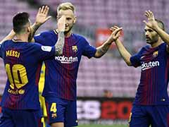 La Liga: Barcelona Win Behind Closed Doors Amid Catalonia Clashes