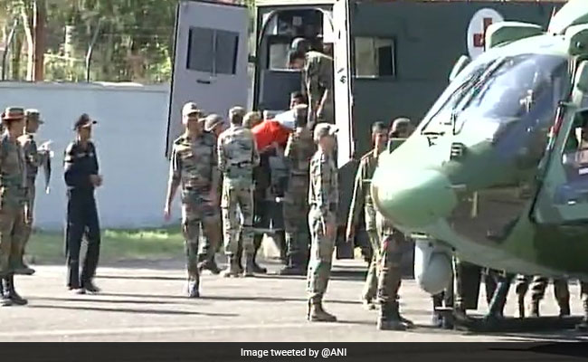 Jawan Porter Killed 6 Injured As Pak Targets Line Of Control Posts In Poonch