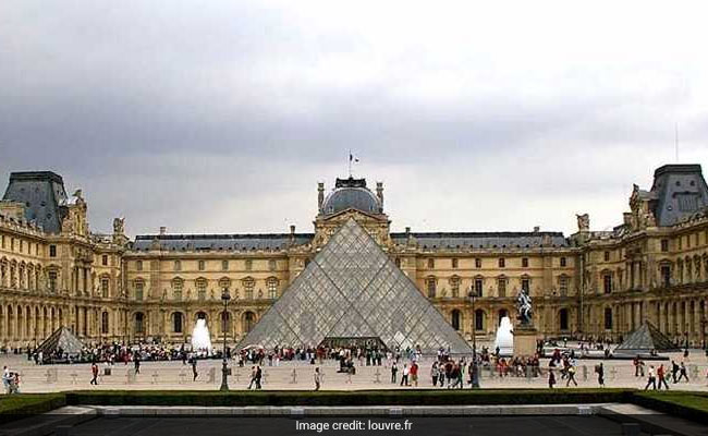 The Louvre Refuses To Display Sculpture For Being Too 'Sexually Explicit'