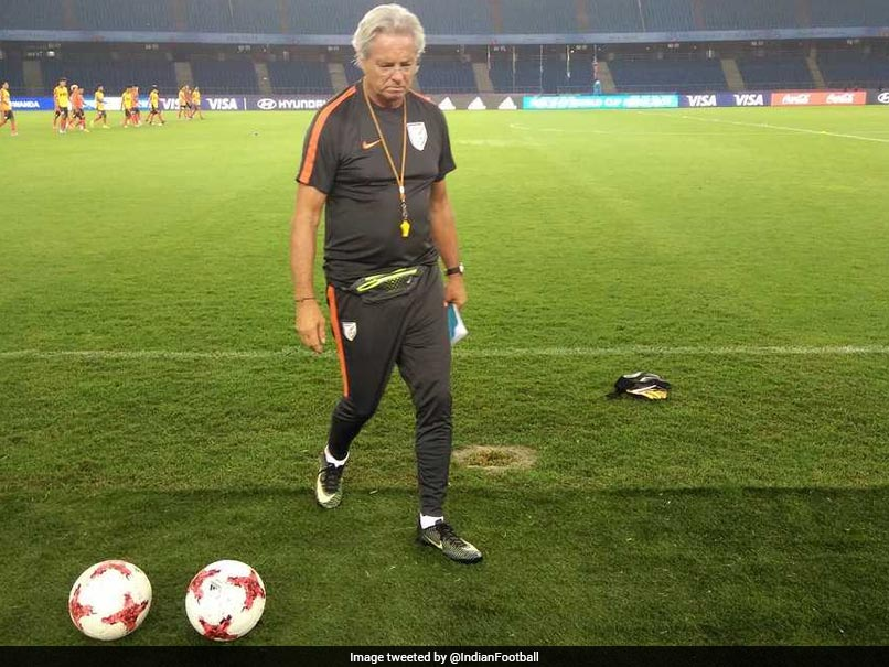 FIFA U-17 World Cup: Happy With Collective Effort But Unhappy With Result, Says India Coach