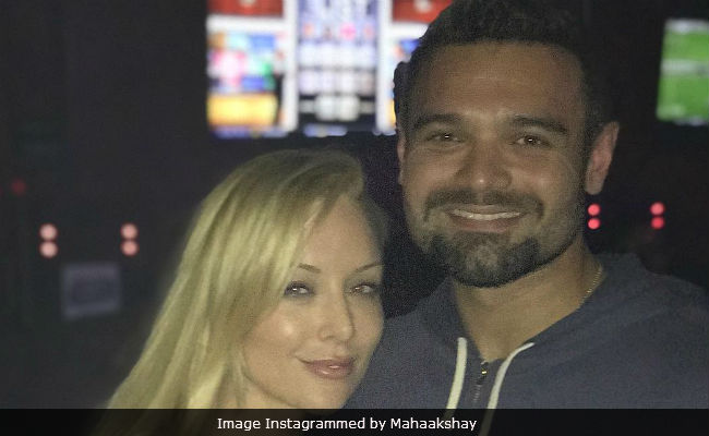 This Pic Of Mithun Chakraborty's Son Mahaakshay Is Viral