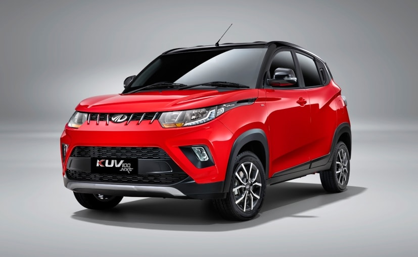 The facelifted Mahindra KUV100 NXT has been launched in India at Rs. 4.39 lakh