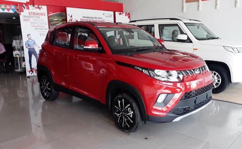 महिंद्रा ने कार के टॉप वेरिएंट K8 की एक्सशोरूम कीमत 7.33 लाख रुपए रखी है