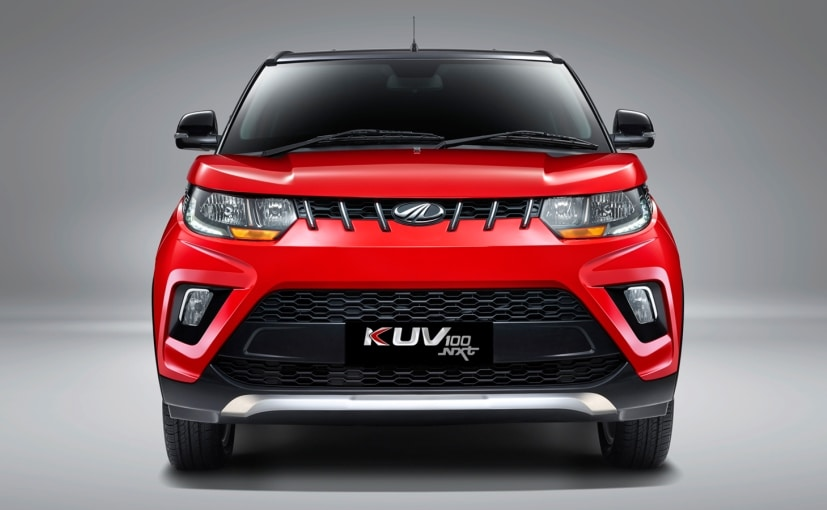 Mahindra KUV100 NXT currently comes with a 5-speed manual gearbox as standard