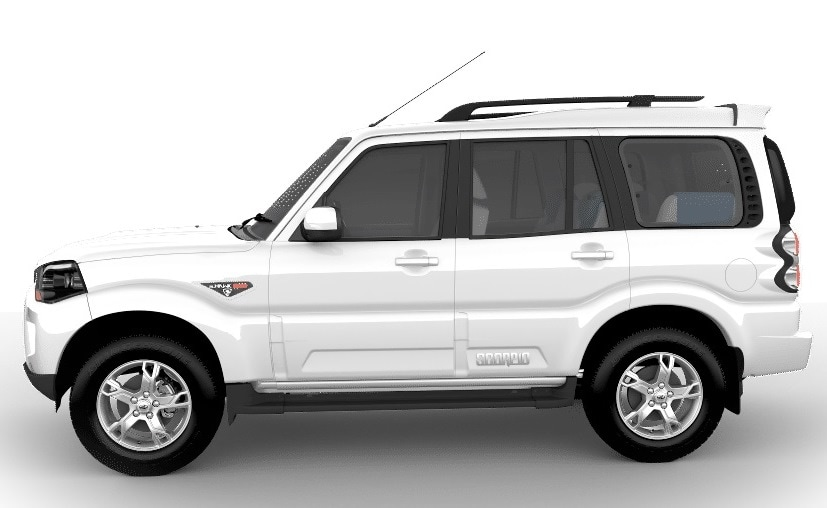 The Mahindra Scorpio facelift will be launched on November 14