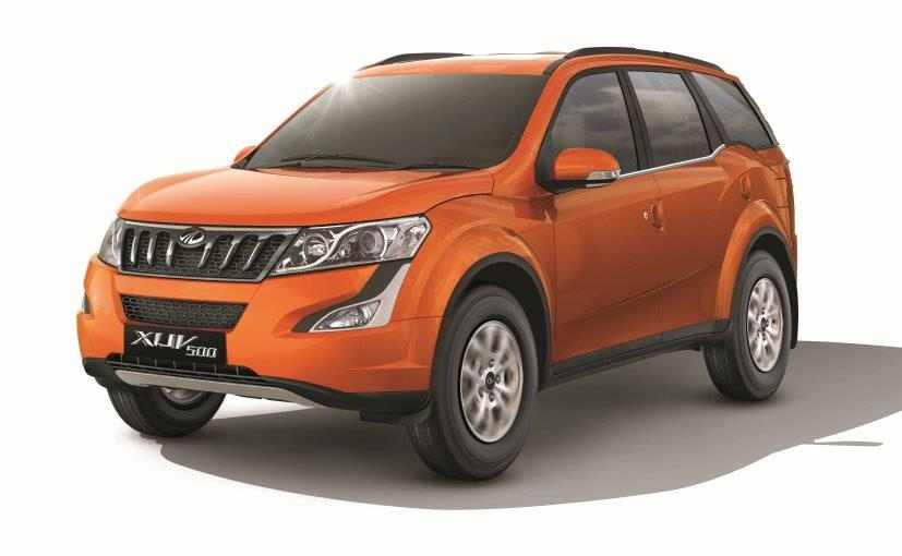 2018 Mahindra XUV500 facelift will come with redesigned exterior, new interiors and revised features