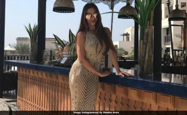 Malaika Arora Reaches Dubai Ahead Of Birthday. Posts 'Sun-Kissed' Pics