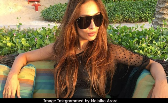 Malaika Arora, Chilling In Dubai, Posted These Pics On Her Birthday