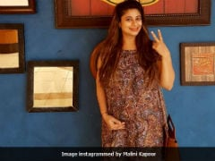 Malini Kapoor 'Scared, Excited' To Welcome First Child