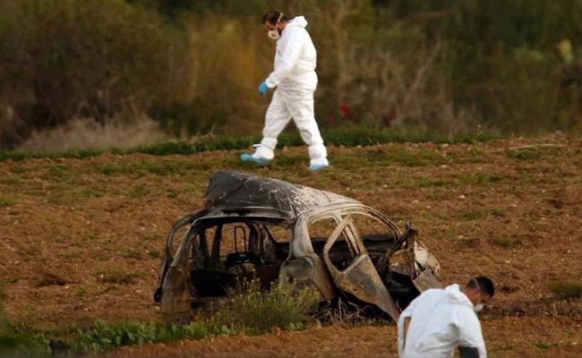 malta car bomb