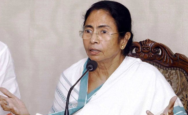 With 'Forced' Aadhaar, BJP 'Interfering' In People's Personal Rights: Mamata Banerjee