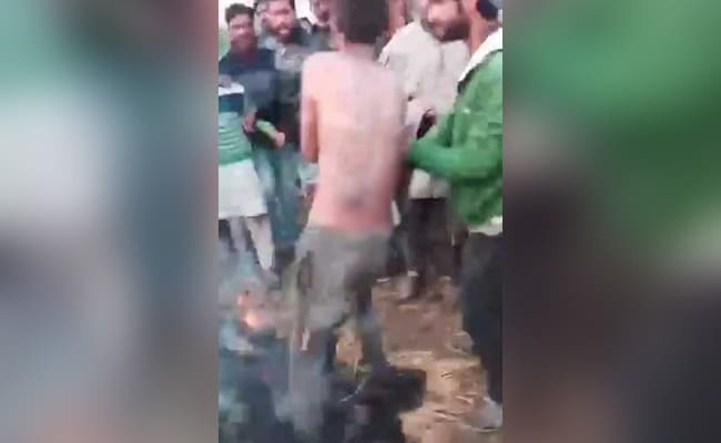 Mentally Challenged Man Beaten Up In Kashmir Over Braid-Chopping Rumours