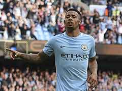 Premier League: Manchester City Crush Stoke With Magnificent Seven, Crystal Palace Stun Chelsea