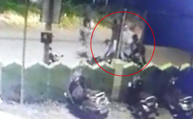 CCTV Shows Men Attacked With Machetes, They're Ours, Says BJP