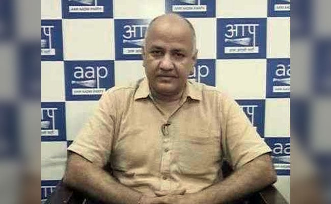 Manish Sisodia Tells Departments To Not Pay Lawyers Without Approval