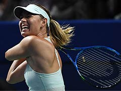 Kremlin Cup: Maria Sharapova Crashes Out In First Round