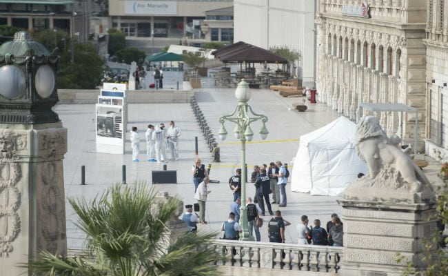 ISIS Claims Deadly Marseille Knife Attack
