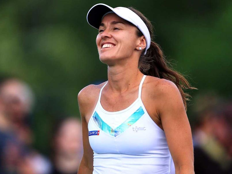 Martina Hingis Announces Pregnancy On 38th Birthday
