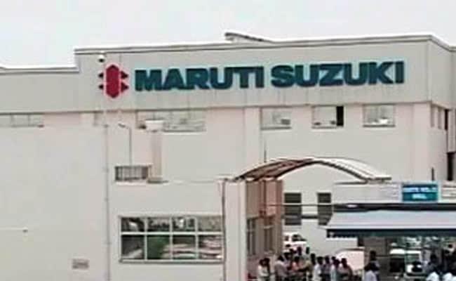Maruti Suzuki's Gurugram plant is spread in an area of 600 acres.