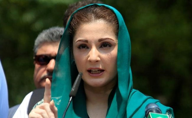 Nawaz Sharif's Daughter Maryam Nawaz Says ''Unbelievable Fascism