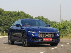 Maserati Levante Petrol To Be Launched In India In 2018