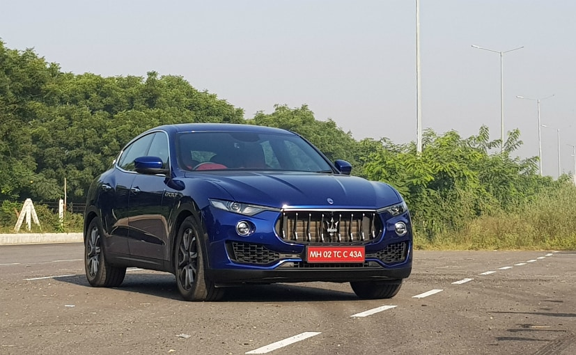 maserati levante will get a petrol engine in 2018