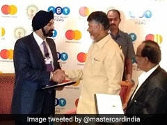 Mastercard, Andhra Pradesh Sign Pact To Create Digital Ecosystem In State